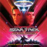 STAR TREK 5 - L'ULTIME FRONTIERE (MUSIQUE) - JERRY GOLDSMITH (2 CD)