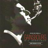 GAINSBOURG VIE HEROIQUE (MUSIQUE DE FILM) - OLIVIER DAVIAUD (CD)