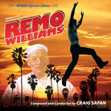 REMO WILLIAMS / NOM DE CODE REQUIN (MUSIQUE) - CRAIG SAFAN (CD)