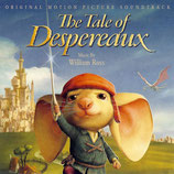 LA LEGENDE DE DESPEREAUX (MUSIQUE DE FILM) - WILLIAM ROSS (CD)