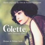 COLETTE, UNE FEMME LIBRE (MUSIQUE DE FILM) - PHILIPPE SARDE (CD)