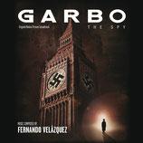 GARBO THE SPY (MUSIQUE DE FILM) - FERNANDO VELAZQUEZ (CD)