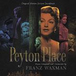 LES PLAISIRS DE L'ENFER (PEYTON PLACE) MUSIQUE - FRANZ WAXMAN (2 CD)