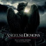 ANGES ET DEMONS (MUSIQUE DE FILM) - HANS ZIMMER (CD)