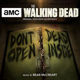 THE WALKING DEAD (MUSIQUE SERIE TV) - BEAR McCREARY (CD)