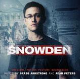 SNOWDEN (MUSIQUE DE FILM) - CRAIG ARMSTRONG (CD)