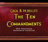 LES DIX COMMANDEMENTS (MUSIQUE DE FILM) - ELMER BERNSTEIN (6 CD)