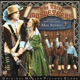 LES TROIS MOUSQUETAIRES (MUSIQUE DE FILM) - MAX STEINER (CD)