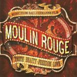 MOULIN ROUGE ! (MUSIQUE DE FILM) - (CD)