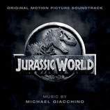 JURASSIC WORLD (MUSIQUE DE FILM) - MICHAEL GIACCHINO (CD)