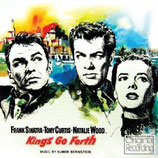 DIABLES AU SOLEIL (KINGS GO FORTH) MUSIQUE - ELMER BERNSTEIN (CD)