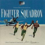 LES GEANTS DU CIEL (FIGHTER SQUADRON) MUSIQUE - MAX STEINER (CD)