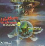 FREDDY 5 L'ENFANT DU CAUCHEMAR (MUSIQUE) - JAY FERGUSON (CD)