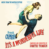 LA VIE EST BELLE (IT'S A WONDERFUL LIFE) MUSIQUE - DIMITRI TIOMKIN (CD)