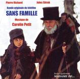 SANS FAMILLE / MADAME DE (MUSIQUE DE FILM) - CAROLIN PETIT (CD)