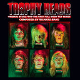 TROPHY HEADS (MUSIQUE DE FILM) - RICHARD BAND (CD)