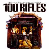 LES 100 FUSILS / RIO CONCHOS (MUSIQUE) - JERRY GOLDSMITH (2 CD)