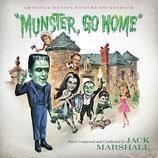 FRANKENSTEIN ET LES FAUX-MONNAYEURS (MUSIQUE) - JACK MARSHALL (CD)
