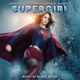 SUPERGIRL SAISON 2 (MUSIQUE) - BLAKE NEELY (CD)