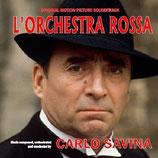 L'ORCHESTRE ROUGE (MUSIQUE DE FILM) - CARLO SAVINA (CD)