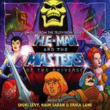 LES MAITRES DE L'UNIVERS (MUSIQUE) - SHUKI LEVY - HAIM SABAN (2 CD)