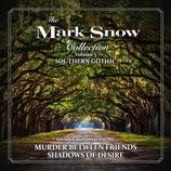 MURDER BETWEEN FRIENDS / SHADOWS OF DESIRE - MARK SNOW (CD)