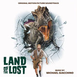 LE MONDE PRESQUE PERDU (LAND OF THE LOST) - MICHAEL GIACCHINO (CD)