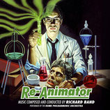 RE-ANIMATOR (MUSIQUE DE FILM) - RICHARD BAND (CD)