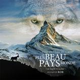 LE PLUS BEAU PAYS DU MONDE : LE SANCTUAIRE (MUSIQUE) - ROB (CD)