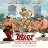 ASTERIX LE DOMAINE DES DIEUX (MUSIQUE DE FILM) - PHILIPPE ROMBI (CD)