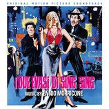LES DEUX EVADES DE SING-SING (MUSIQUE) - ENNIO MORRICONE (CD)