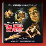 LA MAISON ROUGE (THE RED HOUSE) MUSIQUE - MIKLOS ROZSA (2 CD)