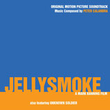 JELLYSMOKE / UNKNOWN SOLDIER (MUSIQUE) - PETER CALANDRA (CD)