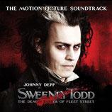 SWEENEY TODD (MUSIQUE DE FILM) - STEPHEN SONDHEIM (CD)