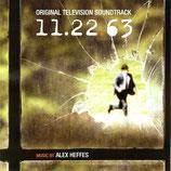 22.11.63 (MUSIQUE DE SERIE TV) - ALEX HEFFES (CDR)