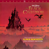 TARAM ET LE CHAUDRON MAGIQUE (THE BLACK CAULDRON) - ELMER BERNSTEIN (CD)