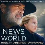 LA MISSION (NEWS OF THE WORLD) MUSIQUE - JAMES NEWTON HOWARD (CD)