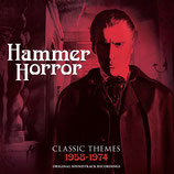 HAMMER HORROR - CLASSIC THEMES (MUSIQUE) - JAMES BERNARD (CD)