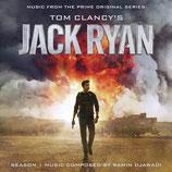 JACK RYAN (SAISON 1) MUSIQUE SERIE TV - RAMIN DJAWADI (CD)