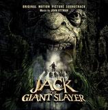 JACK LE CHASSEUR DE GEANTS (MUSIQUE DE FILM) - JOHN OTTMAN (CDR)