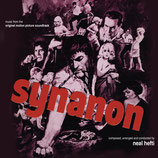 SYNANON / ENTER LAUGHING (MUSIQUE) - NEAL HEFTI - QUINCY JONES (CD)