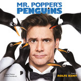 M. POPPER ET SES PINGOUINS (MR POPPER'S PENGUINS) - ROLFE KENT (CD)