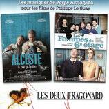 LES FEMMES DU 6EME ETAGE (MUSIQUE DE FILM) - JORGE ARRIAGADA (CD)