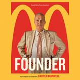 LE FONDATEUR (THE FOUNDER) MUSIQUE DE FILM - CARTER BURWELL (CD)
