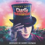 CHARLIE ET LA CHOCOLATERIE (MUSIQUE DE FILM) - DANNY ELFMAN (CD)