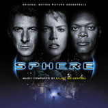SPHERE (MUSIQUE DE FILM) - ELLIOT GOLDENTHAL (CD)
