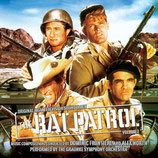 COMMANDO DU DESERT (RAT PATROL VOL 2) DOMINIC FRONTIERE - ALEX NORTH (CD)