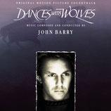DANSE AVEC LES LOUPS (DANCES WITH WOLVES) MUSIQUE - JOHN BARRY (CD)
