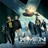 X-MEN LE COMMENCEMENT (X-MEN FIRST CLASS) - HENRY JACKMAN (CD)