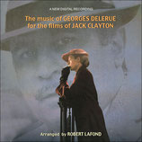 FILMS DE JACK CLAYTON (MUSIQUE DE FILM) - GEORGES DELERUE (CD)